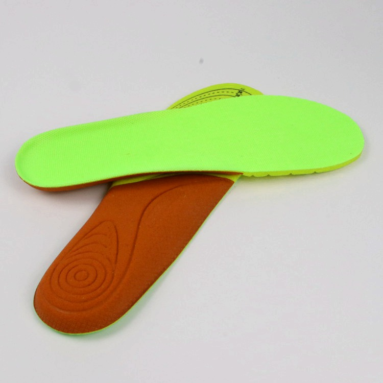 EEVA Breathable ortholite poliyou Foam comfort insoles for sports shoes