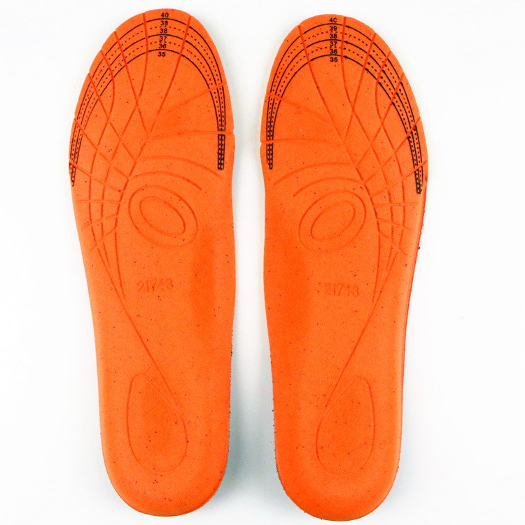 EVA comfortable Breathable Foam comfort insoles insert for sports shoes