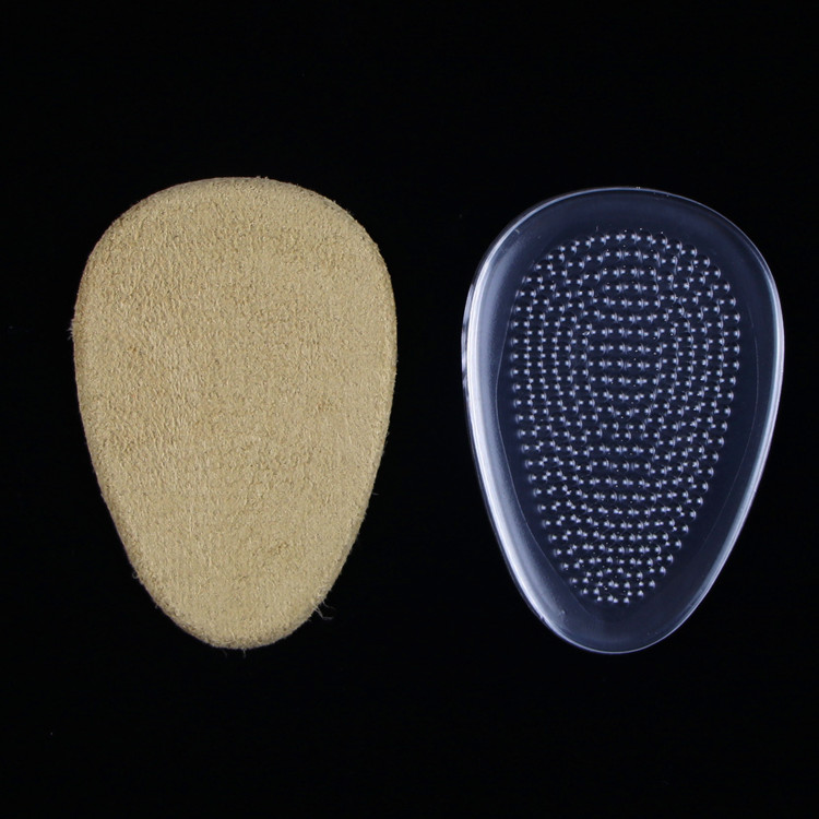 Forefoot gel Ball-of-foot cushion pad cooling gel pad forefoot cushion for high heel shoes