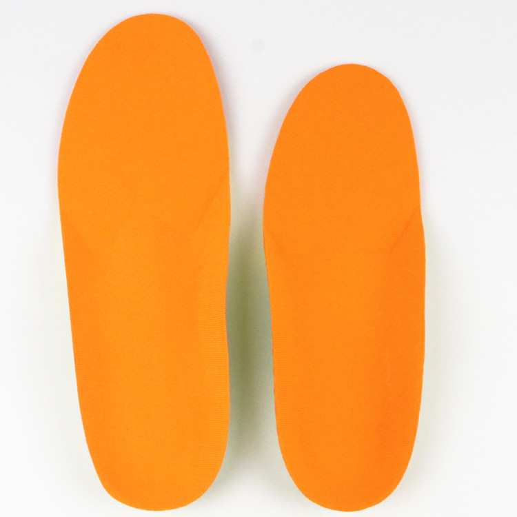 Air Mesh walking sport comfort EVA Foam insoles with slight arch support